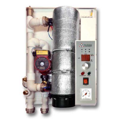 Галакс 15 (15 кВт)) - Электрический ТЭНовый отопительный котел