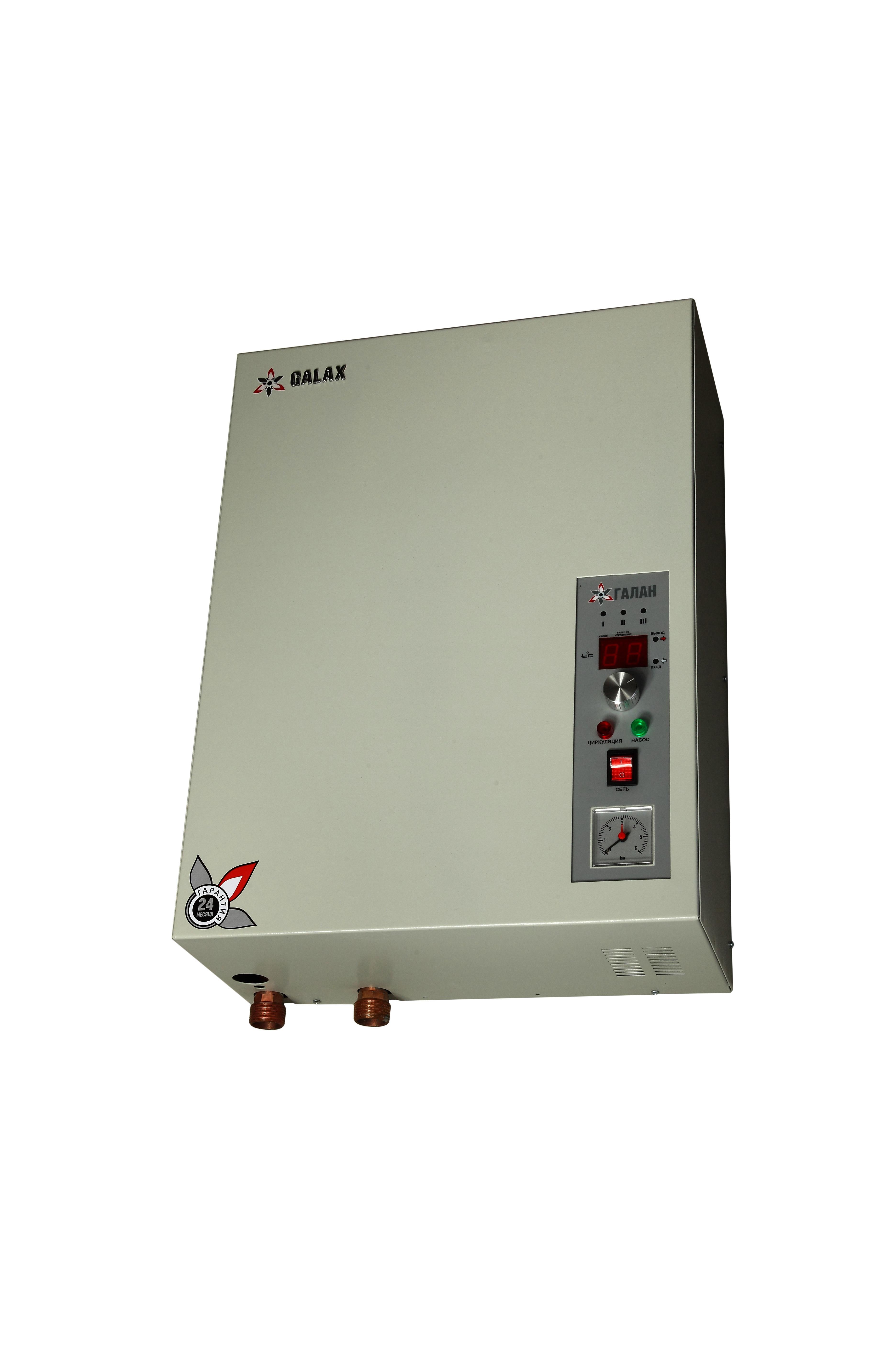 Галакс 30 (30 кВт) - Электрический ТЭНовый