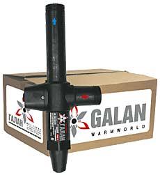 ГАЛАН - ОЧАГ. Эта модель электрического отопительного котла выпускается с 2004 года